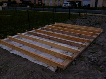 grand choix de 3b1b5 ba8cb plancher d'abri de jardin
